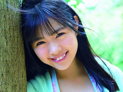 田中優香 HKT48人気急上昇の16歳が本誌初登場!