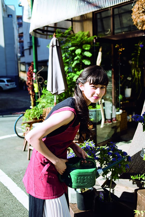中条あやみ 今田耕司のイマ撮り「花より華があるで!」