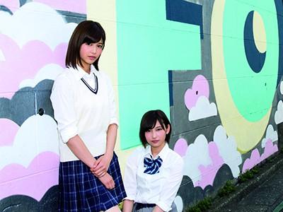 欅坂46スペシャルグラビア渡邉理佐&志田愛佳「FOREVER By ザ・…