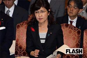 稲田朋美が政治資金で外食三昧しめて「年間276万円」!