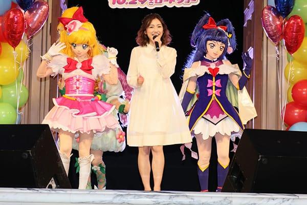 渡辺麻友、映画魔法つかいプリキュアのテーマソング、『正しい魔法の使い方』を初披露!配信も同日リリース!