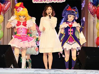 渡辺麻友、映画魔法つかいプリキュアのテーマソング、『正しい魔法の使い方』…