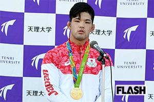 リオ五輪柔道「金メダリスト」大野将平がラブホで一本勝ち!