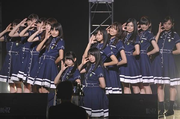けやき坂46(ひらがなけやき)、赤坂BLITZでの初の単独イベントで1,000人が熱狂!