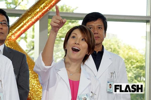 絶好調「ドクターX」米倉涼子のギャラは恐るべし1本500万円