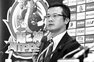 男子バレー監督「中垣内祐一」神田うの似の不倫相手と再婚