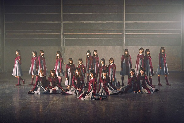 欅坂46、初ワンマンライブが12月24日(土)・25日(日)有明コロシアムにて開催決定!