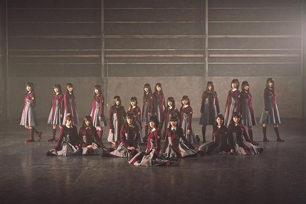 欅坂46が目の前にいるような臨場感! 2017年春、360°3Dシアタープログラムに参加決定!
