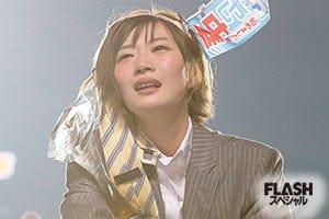 独占舞台裏! AKB48じゃんけん大会38ページ大特集