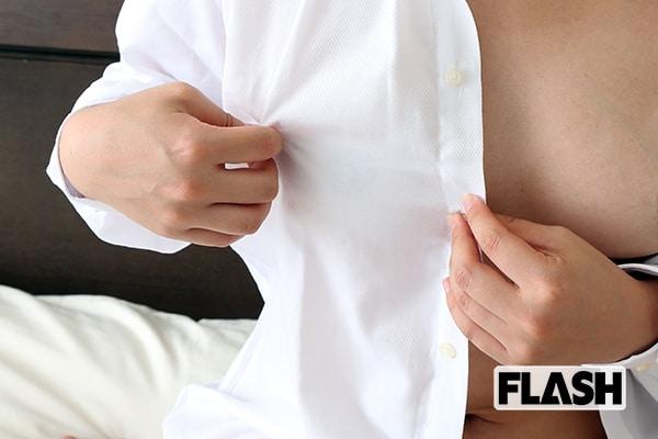 歯ブラシで乳首を愛撫したら圧倒的「ミッドα波」で感度最高