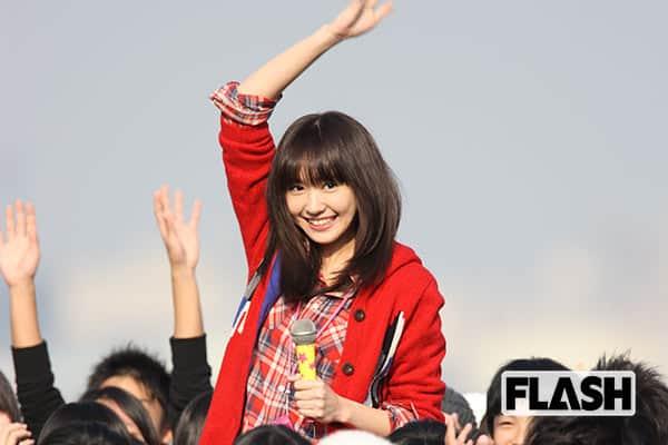 「新垣結衣」三姉妹の末っ子が日本一かわいい女になるまで