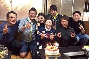 イ・ボミ「2年連続賞金女王」の秘密は母が作る韓国風海苔巻