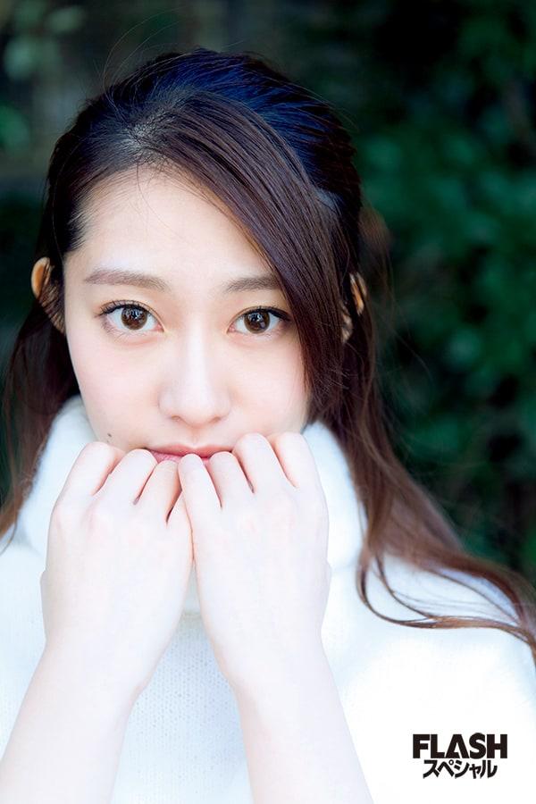 乃木坂46美女グラビア桜井玲香 -大切な場所-