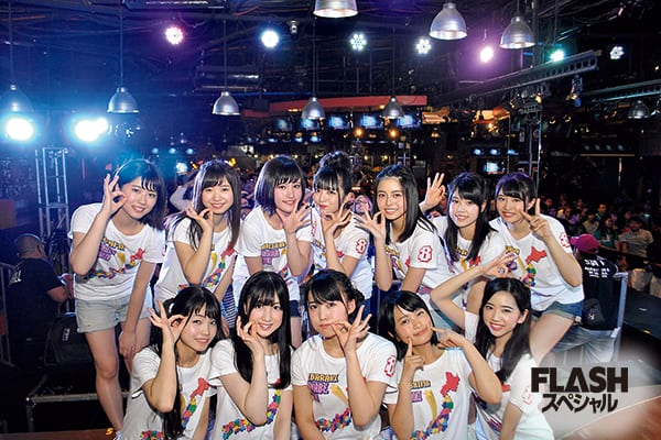 AKB48チーム8のファンミーティング@マニラで発表!MNL48