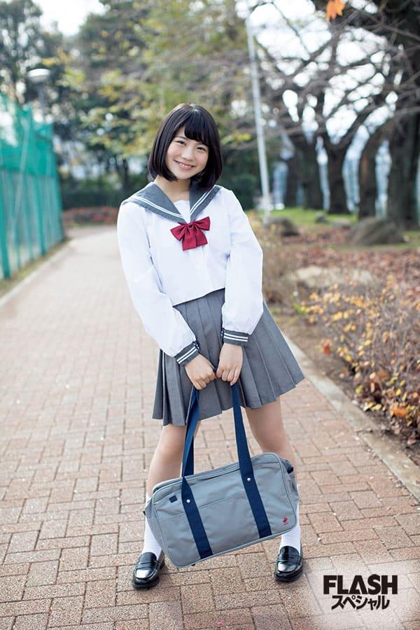 SKE48 小畑優奈 春告スマイルガール<2017年注目のSweetie Girl(2)>