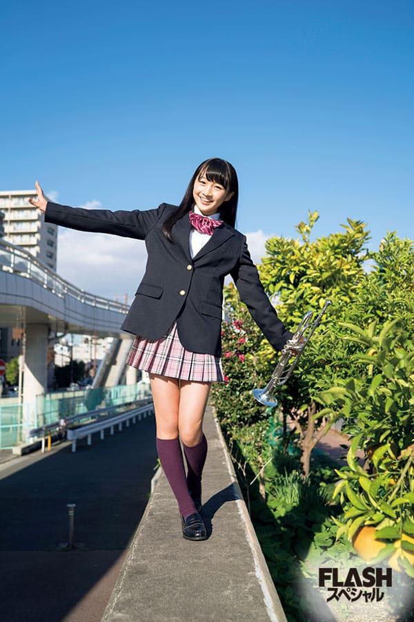 NMB48山本彩加 てっぺんへの道「あーやんロード」第2回 トランペットと音楽の巻