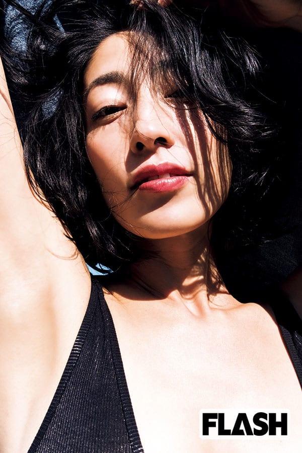 佐藤寛子「聖なるヘアヌード」もっと美しく、もっと濃密