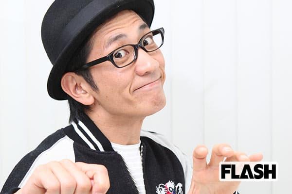 アンタッチャブル柴田が語るピコ太郎「あの人はボケの新幹線」