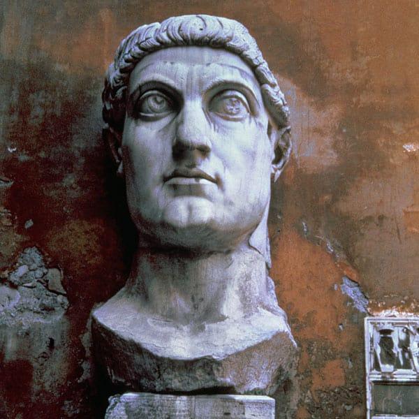 ローマ帝国皇帝 コンスタンティヌス帝