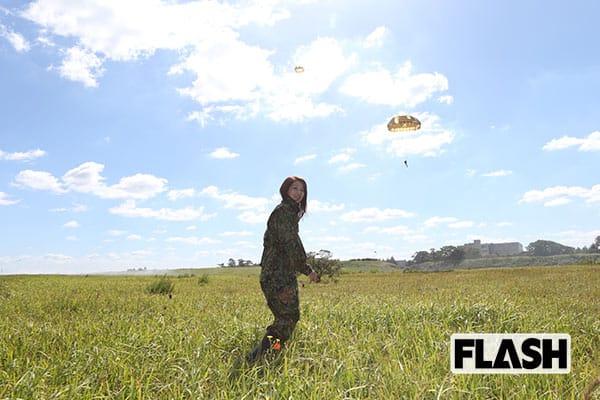 パラシュート部隊「第一空挺団」の落下傘はどこが作っているの?