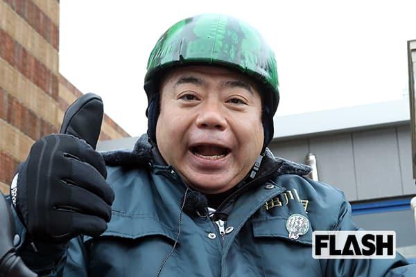 出川哲朗「嫌いな男NO.1」男が「いまやヒーロー(笑)」