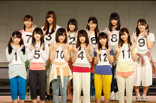"""乃木坂46、「今日の出演者を決めるのは観客のアナタ!」""""あの""""プリンシパル公演再び。"""