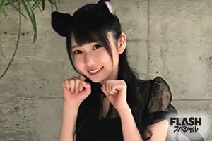 HKT48 井上由莉耶 制服コレクションFLASHスペシャル編は、制服+…