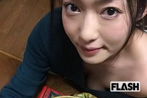 【美熟女のマイ鍋レシピ】江波りゅうの「豆乳鍋」