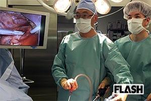 【日本一の名医「神の手」たちの手術現場(3)】腎臓ガン手術