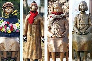 韓国の慰安婦像は「1体300万円」のキャラクタービジネス