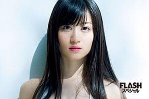 NMB48 上西恵 ラスト写真集『21K』No.1美乳見納めSHOT!