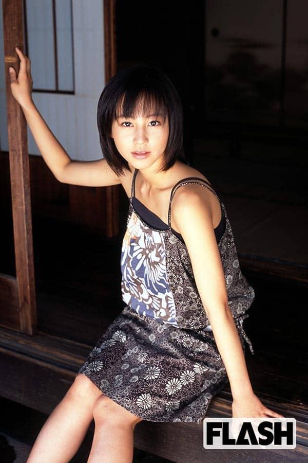 『本誌初の撮り下ろし写真(2004年)』