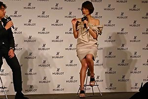 TBS安住アナとの関係は?米倉涼子に「恋の予感」を直撃