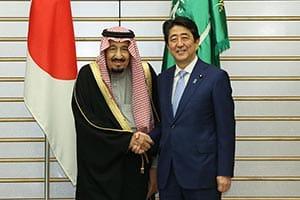 サウジアラビア国王訪日「本当の狙い」は史上最大の株式上場