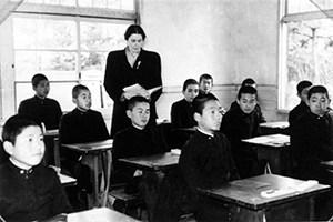 天皇陛下に「平等」の観念を教えたヴァイニング夫人の教え