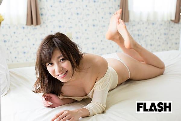 ミスFLASH2017「池田ゆり」が初めてのDVD発売!