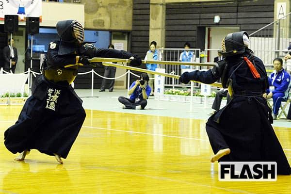 国体で採用「銃剣道」はボクシングより競技人口が多かった