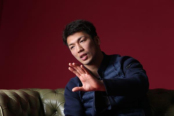 【村田諒太インタビュー】Vol.2「アマチェア時代のボクシング」