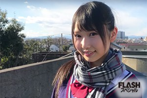 【動画】卒業発表!HKT48 井上由莉耶アンコールグラビア