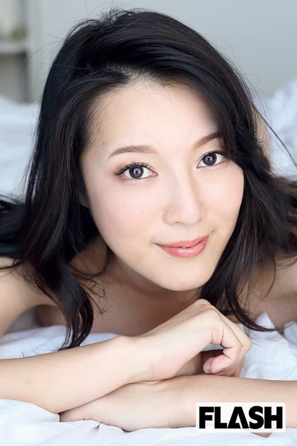 森野美咲「今、日本でいちばん濡れ場が映える役者」