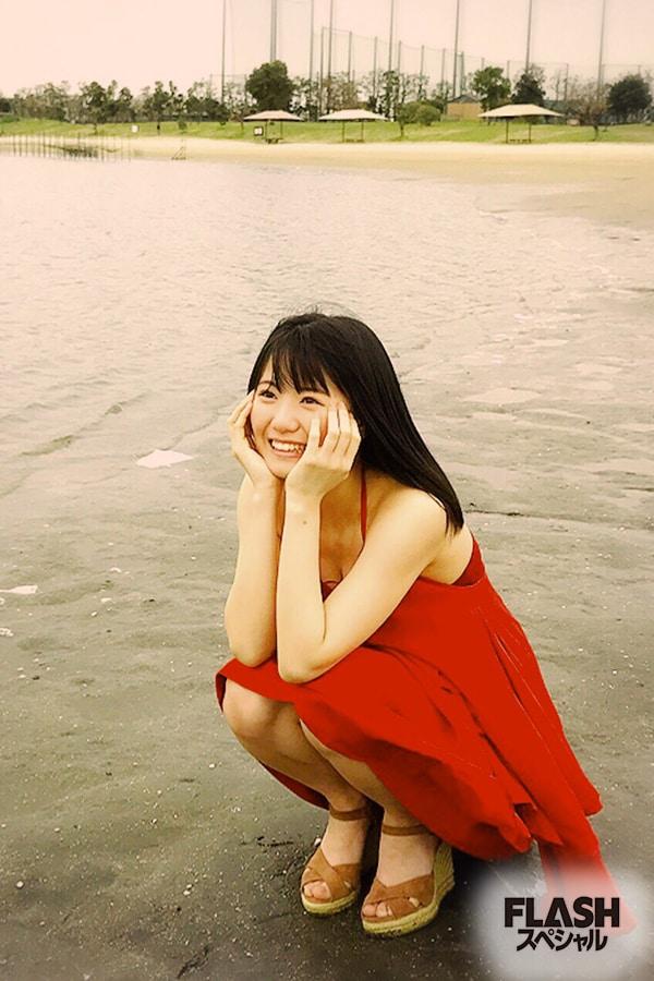 SKE48 高寺沙菜「ときめきは春風のように」京都が生んだ、テラかわ次世代グラビア女王候補