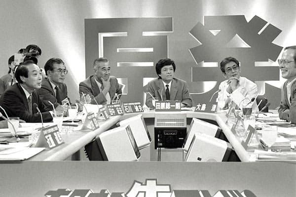田原総一朗が選んだ『朝まで生テレビ!』名作選
