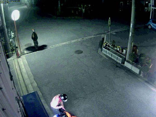 【防犯カメラは見た】自販機荒らし3人組