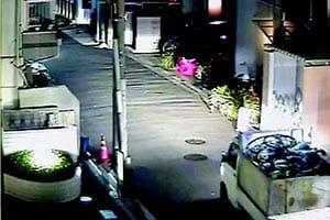 【防犯カメラは見た】鮮やかすぎる自転車泥棒