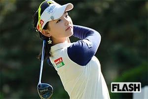 イ・ボミのライバル出現!春満開の美女ゴルファーを探せ!