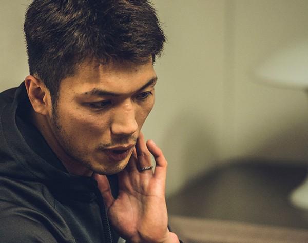 【村田諒太インタビュー】Vol.7「トレーナーとスタッフ」