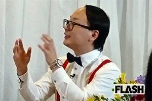 ココリコ田中の離婚ですっ飛んだ「トレエン」たかしの恋物語