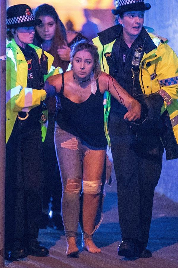 英国「マンチェスター」テロの背景に4年前の兵士殺害事件?