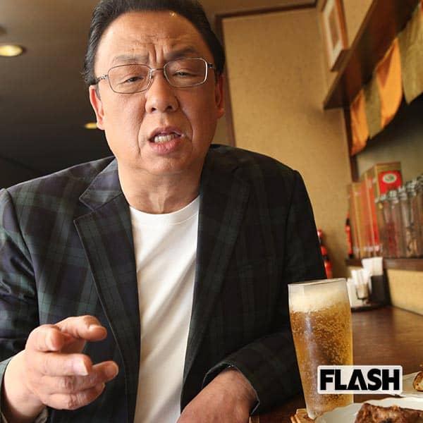 梅沢富美男「舞台の上で死ぬのが本望。腹上死だけは嫌だ」