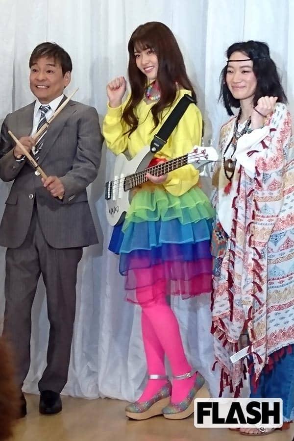 乃木坂46「松村沙友理」ギターを始めたキッカケは「モテたいから」